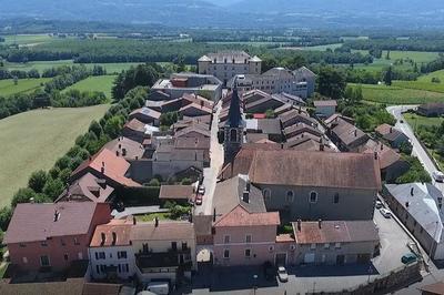 Visite Libre Du Bourg Médiéval. à Les Marches