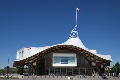 Visite Libre Du Centre Pompidou-metz à Metz
