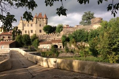 Visite Libre Du Château à Saint Amant Tallende