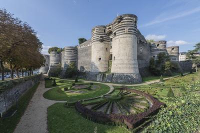 Visite Libre Du Château D'angers Et De La Tapisserie De L'apocalypse à Angers