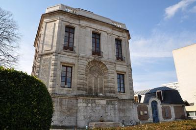 Visite Libre Du Château D'eau à Amiens