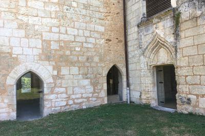Visite Libre Du Château De Barrière à Villamblard