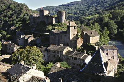 Visite Libre Du Château De Brousse à Brousse le Chateau
