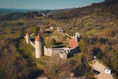 Visite Libre Du Château De Chevreaux