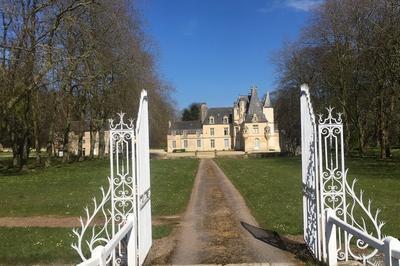 Visite Libre Du Château De Lion-sur-mer à Lion sur Mer