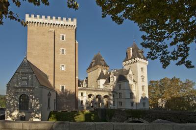 Visite Libre Du Château De Pau