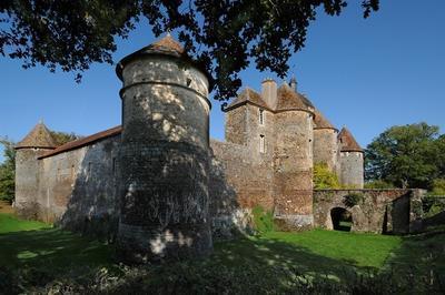 Visite Libre Du Château De Ratilly à Treigny
