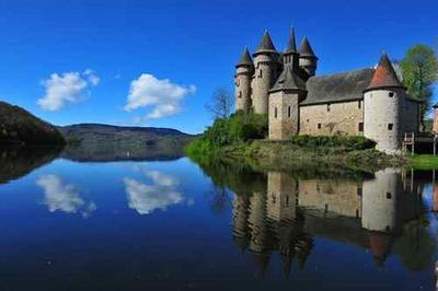 Visite Libre Du Château De Val à Bort les Orgues