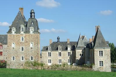 Visite Libre Du Château Des Arcis à Meslay du Maine