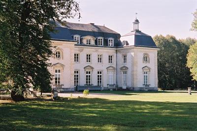 Visite Libre Du Château Du Buisson De May à Saint Aquilin de Pacy