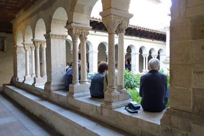 Visite Libre Du Cloître Saint-andré-le-bas à Vienne