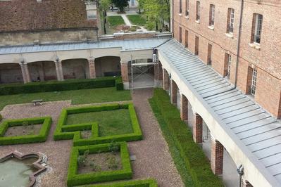 Visite Libre Du Cloître Saint-taurin à Evreux