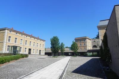 Visite Libre Du Fort Saint-jean. à Lyon
