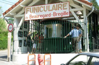 Visite Libre Du Funiculaire De Beauregard-bregille à Besancon
