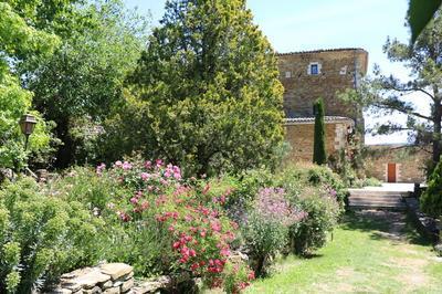 Visite Libre Du Jardin De L'abbaye De Valsaintes à Simiane la Rotonde