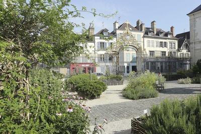 Visite Libre Du Jardin Des Plantes Médicinales à Troyes
