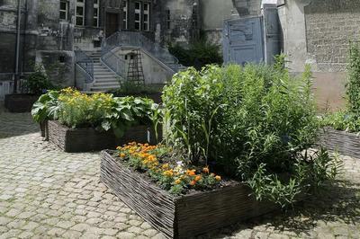 Visite Libre Du Jardin Des Teinturiers à Troyes