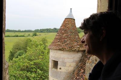 Visite Libre Du Manoir De Courboyer à Noce