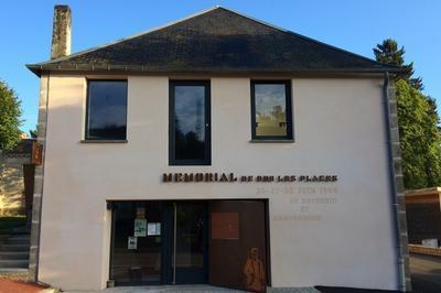 Visite Libre Du Mémorial De Dun-les-places à Dun les Places