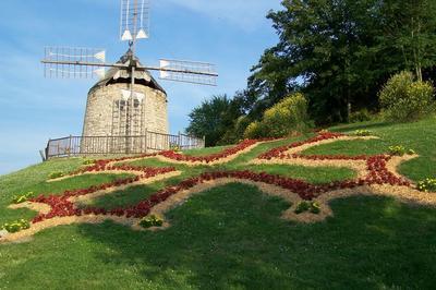 Visite Libre Du Moulin à Lautrec