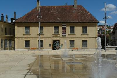 Visite Libre Du Musée, Dans Une Nouvelle Ambiance Sonore Et Lumineuse à Pontarlier
