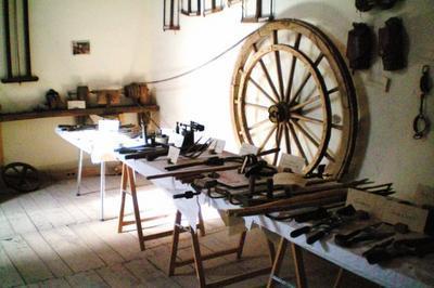 Visite Libre Du Musée De L'art Rural à Saint Izaire