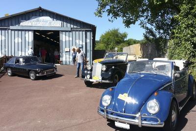 Visite Libre Du Musée De L'automobile De Bellenaves