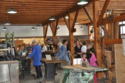 Visite Libre Du Musée De La Machine à Bois. à Le Pont de Beauvoisin