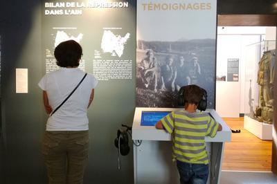 Visite Libre Du Musée De La Résistance Et De La Déportation De L'ain à Nantua