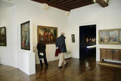 Visite Libre Du Musée De Vauluisant à Troyes