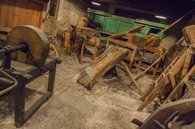 Visite Libre Du Musée Du Blé Et Du Pain à Verdun sur le Doubs