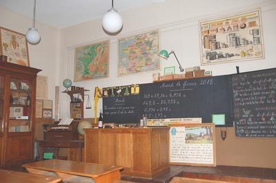 Visite Libre Du Musée Du Patrimoine Des Ecoles D'amfreville-la-mivoie à Amfreville la Mi Voie