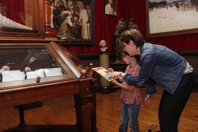 Visite Libre Du Musée En Famille à Pont Audemer