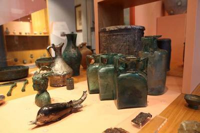 Visite Libre Du Musée Juliobona à Lillebonne