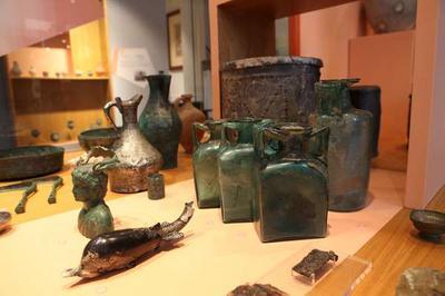 Visite Libre Du Musée Juliobona, Le Musée Gallo-romain De Lillebonne