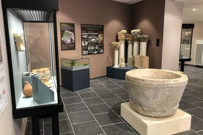 Visite Libre Du Musée Médiéval De Vagnas