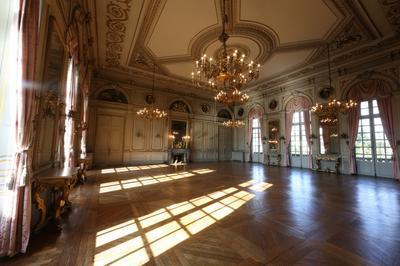 Visite Libre Du Palais Du Gouvernement à Nancy