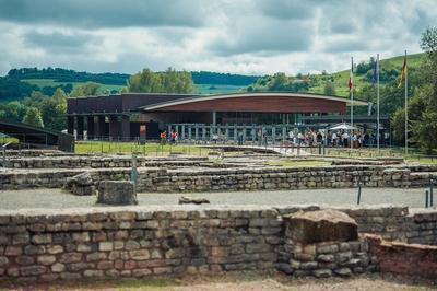 Visite Libre Du Parc Archéologique Européen De Bliesbruck-reinheim
