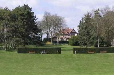 Visite Libre Du Parc De Champagne à Reims