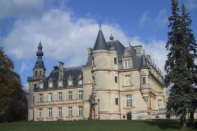 Visite Libre Du Parc Du Château De Brochon