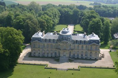 Visite Libre Du Parc Et Des écuries Du Château De Champlâtreux à Epinay Champlatreux
