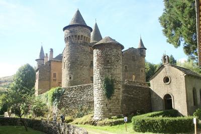 Visite Libre Du Parc Et Du Château à Altier