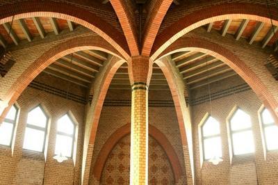 Visite Libre Du Prieuré Sainte-bathilde à Vanves