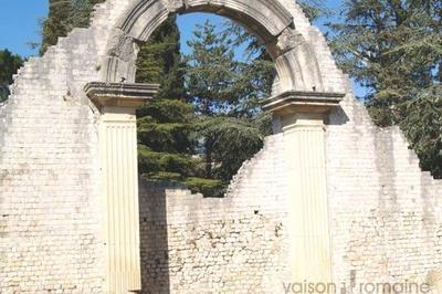 Visite Libre Du Site Antique De La Villasse à Vaison la Romaine