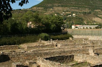 Visite Libre Du Site Archéologique à Millau