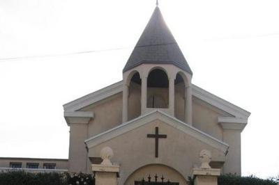 Visite Libre Du Temple De L'église Évangélique Arménienne à Issy les Moulineaux