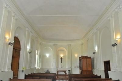 Visite Libre Du Temple Protestant à Montivilliers