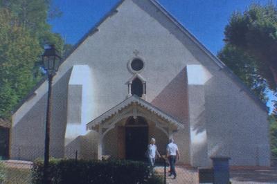 Visite Libre Du Temple Protestant à Arcachon