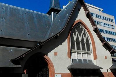 Visite Libre Du Temple Protestant De Levallois-clichy à Levallois Perret