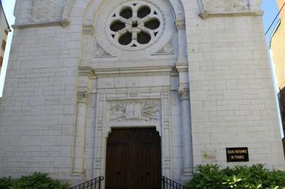 Visite Libre Du Temple Protestant De Montluçon. à Montlucon